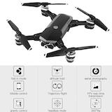 JDRC WiFi FPV Uzaktan Kumandalı Drone HD Kamera