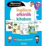Öğrenmeyi Seviyorum - İngilizce Etkinlik Kitabım 3-6 Yaş Kollek