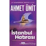 İstanbul Hatırası - Ahmet Ümit - Yapı Kredi Yayınları