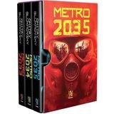 Metro Kutulu Set 3 Kitap Takım