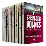 SHERLOCK HOLMES SETİ 8 KİTAP