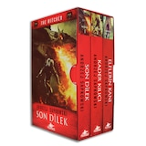 The Witcher Serisi Kutulu Takım Set (3 Kitap)