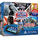SONY PSVITA BUNDLE 8 GB MEMORY KART 5 ADET DIGITAL OYUN