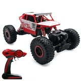 R/C 1:18 Rock Crawler 4x4 WD Uzaktan Kumandalı Araba Buggy Jeep