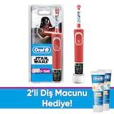 Oral-B Çocuklar İçin D100 Star Wars Özel Seri + 2 x Pro-Expert Stages Çocuk Diş Macunu Winnie the Pooh 75 ml