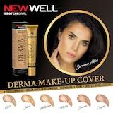 New Well Derma Make-Up Cover Ultra Kapatıcı Fondöten SKT 2020