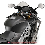 Modatools Aprilia Logolu Motosiklet Sticker Çıkartma Aksesuarı