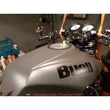 Modatools Buell Logolu Motosiklet Sticker Çıkartma Aksesuarı