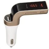 Bluetooth Araç Kiti CarG7 Fm Transmitter Micro SD USB Girişli Aux