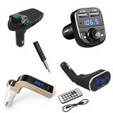 Car G7 X5 X8 Bluetooth Aux Araç Kiti Fm Transmitter MP3 Çalar Kit