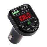 Yeni Sürüm Bluetooth 5.0 Araç Kiti Car X8 FM Transmitter