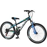 Daafu Sxc100 24 Jant Bisiklet Vitesli Amortisörlü Dağ Bisikleti