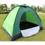 Kamp Seti Kamp Çadırı 4 - 5 Kişilik 200x200x135 cm +Kamp Matı