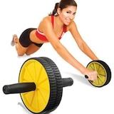 Ab Wheel Göbek Karın Kası Sıkılaştırma Kondisyon Mekik Spor Aleti