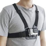 GoPro Aksiyon Kamera Sj4000 Sj5000 M10 M20 Göğüs Askı Aparatı