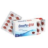 Omepa Q10 30 Kapsül SKT: 11/2020 Omega3&Q10