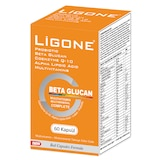 LİGONE BETA GLUCAN 60 KAPSÜL MULTİVİTAMİN  MULTİMİNERAL