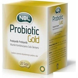 Nbl Probiotic Gold 20 Şase