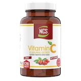 Ncs Vitamin C 1000 Mg 120 Tablet Kuşburnu Beta Glukan C Vitamini