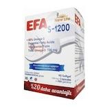 NewLife Efa S 1200 Omega 3 Balık Yağı 90 Kapsül ,SKT:03/2022