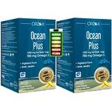 Ocean Plus 1200 mg Omega 3 50 kapsül 2 Adet YeniKtuÜrn Skt11/2020
