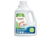 Friendly Organic Hassas Ciltler İçin  Çamaşır Deterjanı Kokusuz 7