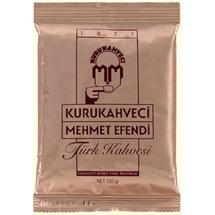 Kurukahveci Mehmet Efendi Türk Kahvesi 100 gr folyo ambalaj