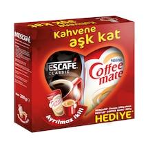 NESCAFE Classic Ekopaket 200 GR + Nestle Coffe Mate 200g Hediyeli