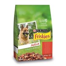 Friskies Yetişkin Aktif Köpekler - Etli Kuru Köpek Maması 10kg