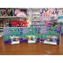 Littlest Pet Shop İkili Mini Miniş 3 Paket 6 Adet M2