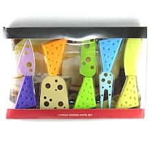 5li peynir bıçağı seti mutfak gereçleri