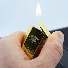 külçe altın şeklinde çakmak