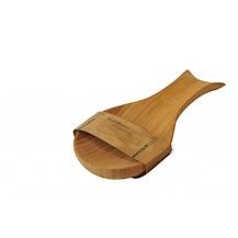 bambum sponi kaşık altlığı mutfak gereci