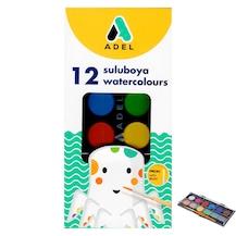 Adel 12 Renk Küçük Boy Sulu Boya Fiyatları özellikleri Ve Yorumları