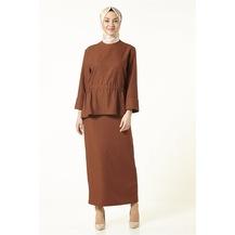 3a833d20a4609 Taba 2019 Tesettür Abiye Elbise Modelleri & Fiyatları - n11.com