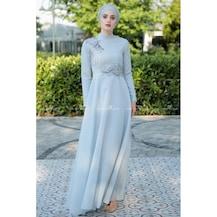 d397670b2a772 42 2019 Tesettür Abiye Elbise Modelleri & Fiyatları - n11.com - 19/21