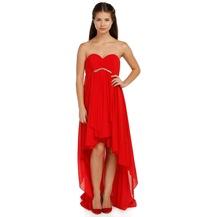 d763d9db10094 Straplez Elbıseler 2019 Abiye & Gece Elbise Modelleri - n11.com - 2/4