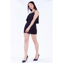 16ddc4f4f02f6 Kayık Yaka Elbiseler 2019 Elbise Modelleri & Fiyatları - n11.com - 43/50