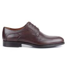 bba1f100a3ea2 Kemal Tanca Erkek Kahverengi Analin Deri Klasik Ayakkabı 425