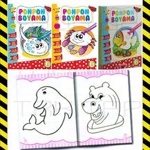 Takımı çocuk Boyama Kitapları Fiyatları N11com