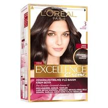 Loreal Excellence Creme 3 Koyu Kestane Saç Boyası Fiyatları