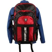 7fe15c4e2f7c3 Cakard Büyük Boy Kırmızı 17-18 Laptop Bölmeli Sırt Çantası 65 LT Ürün Resmi