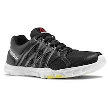 Reebok V72475 YOURFLEX TRAIN 8.0 Siyah Erkek Yürüyüş Koşu Ayakkabısı