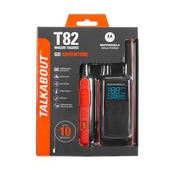 TLKR-T82 Talkabout Pmr Telsiz 2'li Set Motorola