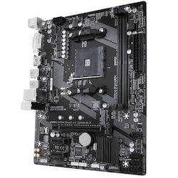 GA-A320M-DS2 AMD A320M Soket AM4 Ryzen DDR4 Gigabyte