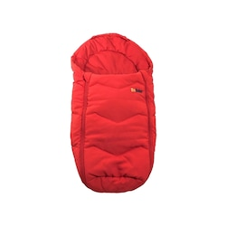 Besafe Izı Go Footmuff Ruby Red 553170