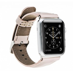 Bouletta Apple Watch Deri Kordon 42-44mm Nude Pembe