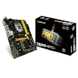 Biostar TB250-BTC+ Intel B250 2400 MHz DDR4 Soket 1151 ATX Anakart