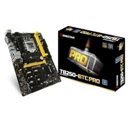 Biostar TB250-BTC PRO Intel B250 2400 MHz DDR4 Soket 1151 ATX Anakart