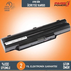 Fujitsu CP477891-03, CP477891-XX Notebook Batarya - Pil (Pars